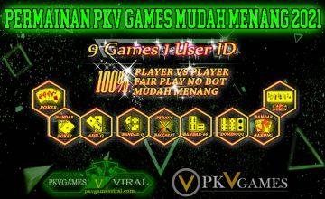 Permainan Pkv Games Mudah Menang 2021